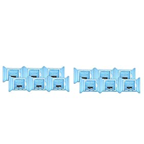 Neutrogena Makeup Remover Cleansing Towelettes, Refill Pack, 25-Count (Pack of 6) aLoWbE, 2Pack (Refill Pack)