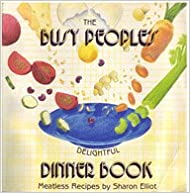 Book The Busy People's Delightful Dinner Cookbook