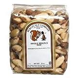 Bergin Fruit and Nut Company Raw Brazil Nuts 16 oz 454 g