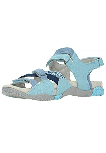 CHIRUCA Women's Athletic Sandals Turquoise A76F5bXKd