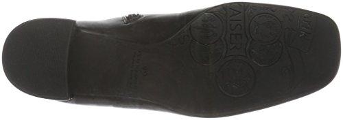 Peter Kaiser Pristine, Zapatillas de Estar por Casa para Mujer Negro - Schwarz (SCHWARZ NAPPA 450)