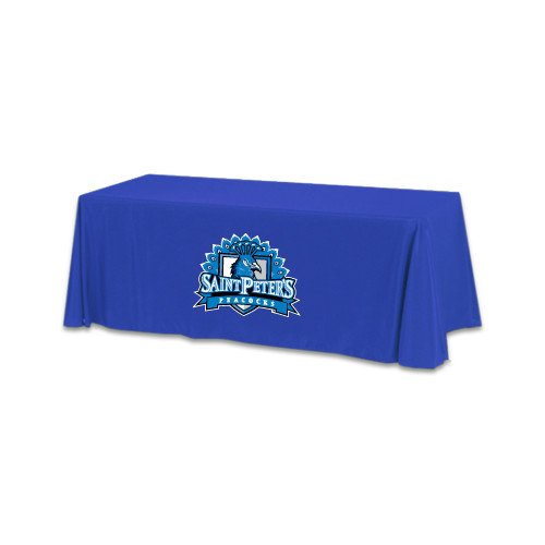 Saint Peters Royal 6 foot Table Throw 'Official Logo' by CollegeFanGear