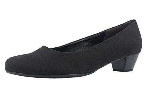 Gabor - Zapatos de vestir de Material Sintético para mujer negro negro