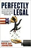 img - for Perfectly Legal 1st (first) editon Text Only book / textbook / text book
