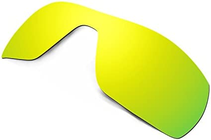 2f45a25abad Hkuco Plus Mens Replacement Lenses for Oakley Offshoot Sunglasses 24K Gold  Polarized  Amazon.ca  Sports   Outdoors