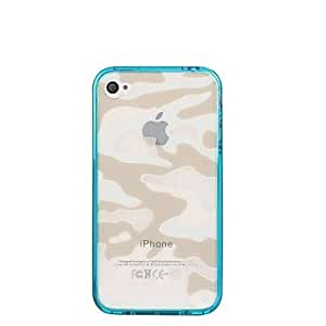 High Quaility Soft PC Acrylic of Transparent Case Cover for iPhone4/4S , 6