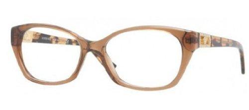 Versace VE3170B Eyeglasses-5028 Transparent - Versace Sunglasses 2013
