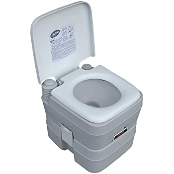 Century 6210 5 Gallon Portable Toilet. Amazon com  Century 6210 5 Gallon Portable Toilet  Sports   Outdoors