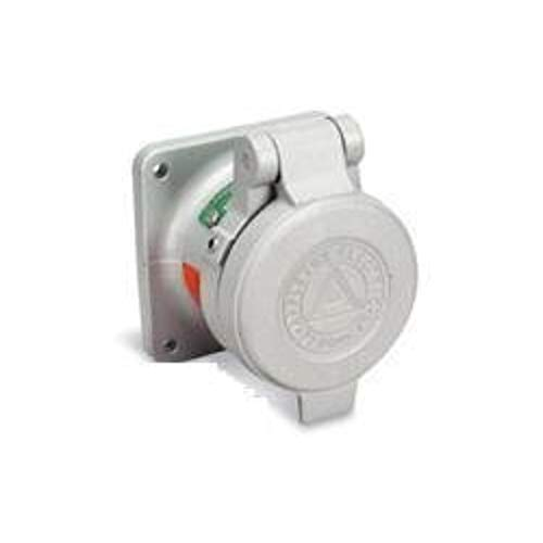 Appleton ADR1034RS Pin & Sleeve Receptacle 100A 4P3W 250VDC 600VAC
