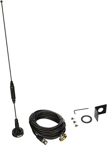 TRAM 1091-BNC Scanner Trunk/Hole Mount Antenna Kit with BNC-Male (Tram Antenna)