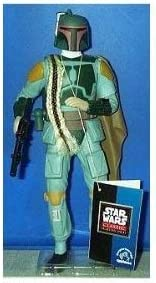Boba Fett Star Wars 10 Action Figure ESB Applause Classic Collectors Series 46238