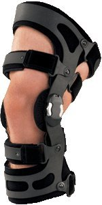 FUSION OA Lateral Functional Knee Brace, Right Medium - Nationwide Fusion