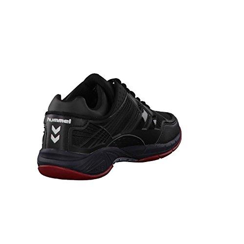 Fitness Z8 Hummel Rouge de Omnicourt Noir Noir Chaussures Mixte Adulte pTpqPf4