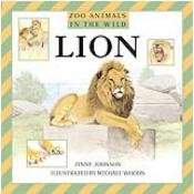 Lion (Zoo Animals in the Wild) by Smart Apple Media (Image #1)