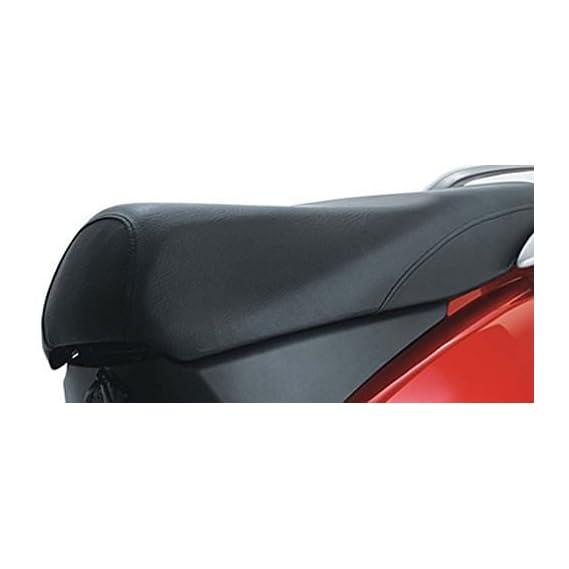 PINZU Bike Seat Cover for Honda Activa/Activa 3G/Activa 4G/Activa 5G (Black)