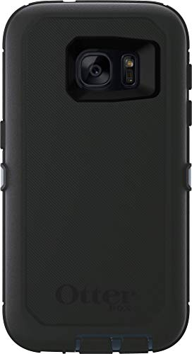 OtterBox Defender Series Case for Samsung Galaxy S7 (ONLY) Case Only/No Holster - Non-Retail Packaging - Tempest Blue/Slate Grey