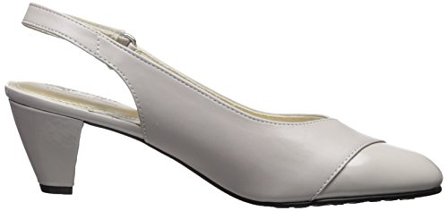 Hush Cloud Patent Shoes Women's Dagmar Puppies Kid Silver Tqf7F