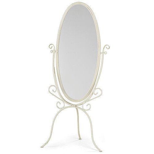 Mirror New Retails Ivory Boutique Cheval Floor Overall Height 60