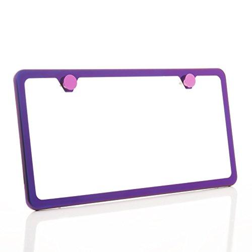 license plate frame tag holder - 6
