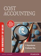 Cost Accounting For University Of Delhi