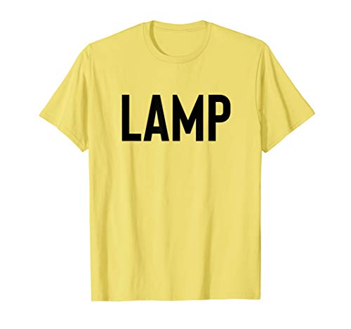 Lamp Funny Halloween Costume Moth Meme Couple Shirt -