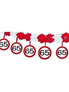 65 geburtstag zahl