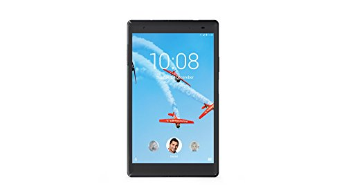 Lenovo ZA2M0068DE Plus 25,654 cm (10,1 Zoll) Tablet-PC (Qualcomm Snapdragon Quad-Core, Wi-Fi, Android 7.0, 8MP5MP Kamera, Dolby Atmos) Schwarz