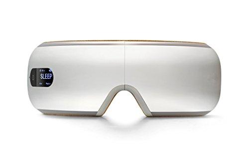 Techpro Eye Massager traitement par la chaleur de compression et de souche musique numérique sans fil traitement de secours