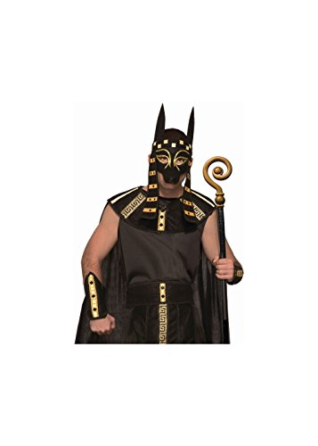 Anubis Adult Costumes (Forum Novelties Mens Mythical Creatures Egyptian Anubis Adult Costume One Size)