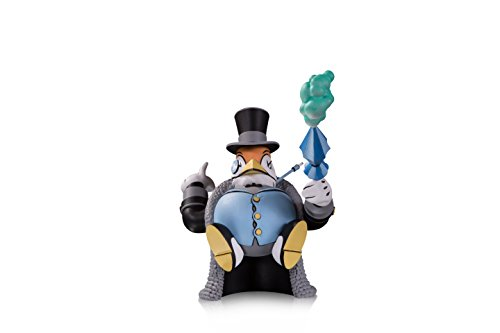DC Collectibles DC Artists Alley: Penguin by Joe Ledbetter Designer Vinyl Figure ()