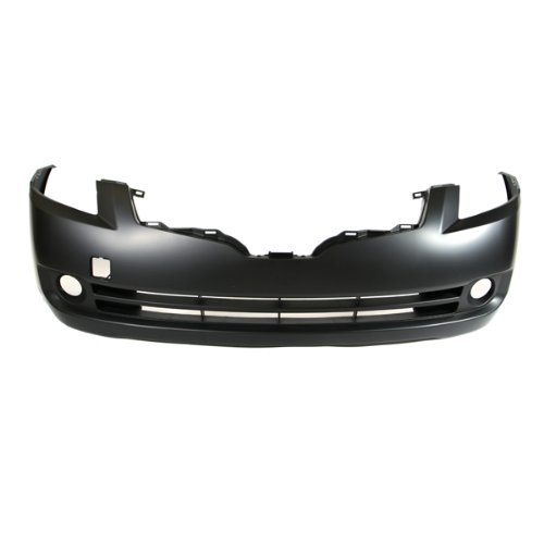 MBI AUTO - Painted to Match, Front Bumper Cover 2007 2008 2009 Nissan Altima Sedan, NI1000240