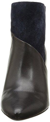 IKKS Bg80145, Damen Stiefel Blau (48 Navy)