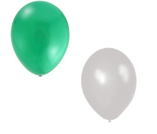 Toyland 30 Saudi Arabia 2018 World Cup Balloons - Green & White 12