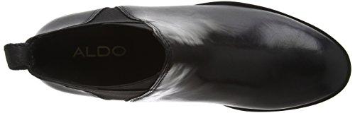 Aldo Scotch, Botines para Mujer Negro (Black Leather / 97)