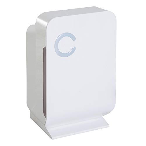 HOMCOM Portable 1300ml Dehumidifier Damp Mould Condensation Moisture...