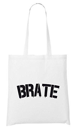 Brate Bag White Certified Freak