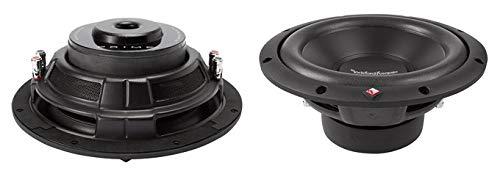 "2) Rockford Fosgate R2 R2SD4-10 10"" 800W Car Shallow/Slim Subwoofers Subs Audio"