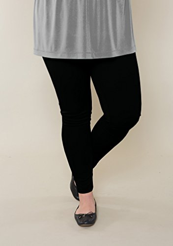 Customizable Leggings Ponte Misses & Plus Sizes 2-28 Petite Regular Tall by Jessica Gavin