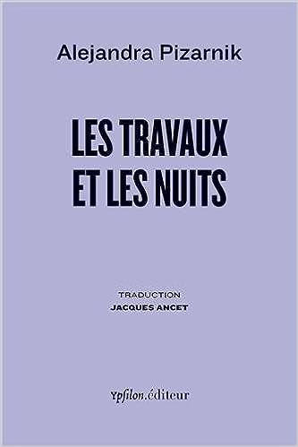 Livre Les travaux et les nuits pdf, epub