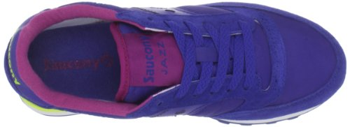 Jazz Saucony Femme Yellow Cross Original de Chaussures Navy zqwqPBS