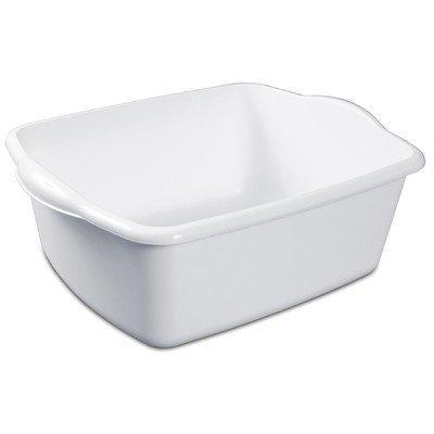 Sterilite 06578012 12 Quart White Dishpan  by STERILITE