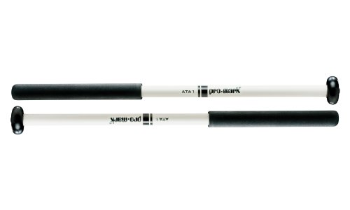 Promark Aluminum Shaft ATA1 Nylon Cookie Tenor Stick ()