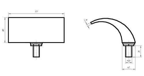 BE-TOOL Flexibler Schraubendreher 1//4 Zoll Verl/ängerung Schraubendreher Bohrer Bit Flexible Schaftverbindung f/ür elektronische Bohrschrauber silber 150-400 mm