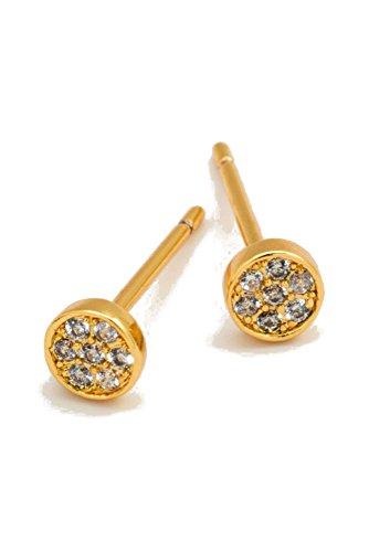Gorjana Gold Plated Earrings - 9