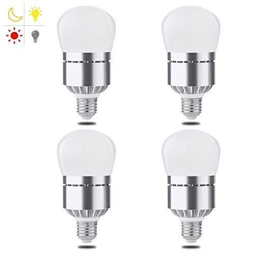 Dusk To Dawn Porch Light Bulb: Dusk To Dawn Light Bulb, Photo Sensor Light Bulb With Auto