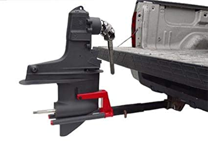 Amazon com : Hitch Mounted Outdrive Service Stand PLUS Hitch