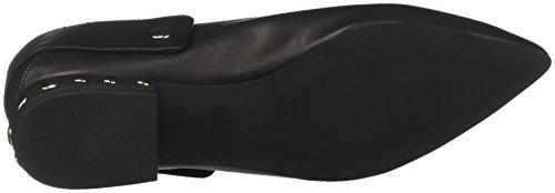 Donna Nero Campbell Leather Ballerine Selyse Jeffrey Chiusa 001 Black Punta 7 Yq4RaF