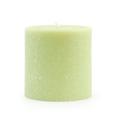 Orchard Pillar Candle - Root Scented Timberline Pillar Candle, 3 by 3-Inch Tall, Anjou Pear