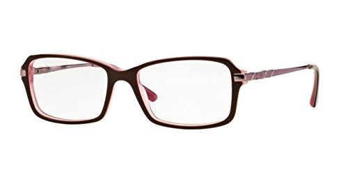 Monturas Marrón 0sf1555 Sferoflex Pink De top Gafas Plum Mujer Para Opal On SHUYqx5nYw