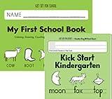 Transition to Kindergarten (My First School Book + Kick Start Kindergarten) Handwriting Without Tears